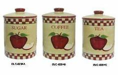 apple canisters for the kitchen 1000 images about apple decorations kitchen on 22909