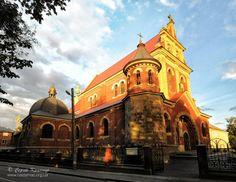 St. Josaphat's Church, Lviv, Zamarstynivska street, 134 // Церква святого Йосафата, Львів, вулиця Замарстинівська, 134