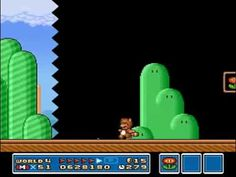 Super Mario Bros. 3 Video Walkthrough - YouTube