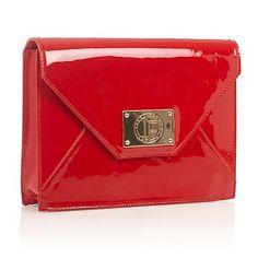 Red 'Conduit' Small Shoulder Bag - Shoulder bags - Handbags & purses - Women -