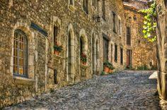 Pérouges medieval village, Ain, Rhône-Alpes, France ✯ ωнιмѕу ѕαη∂у