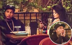 Over It! Tyga & Kylie Jenner Can't Hide Their Relationship Issues Any Longer—Photos Of Their Painfully Awkward Lunch Date
