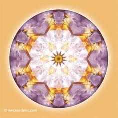 Mandala Monday - Mandalas from the Heart of Transformation - Part 2 - http://go.shr.lc/1jYOr3M -  © Atmara Rebecca Cloe and New World Creations -  Purchase prints and gifts at http://www.zazzle.com/New_World_Creations?rf=238526469533245868