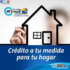 Para terminarla, para renovarla, para decorarla o para lo que quieras hacerle a tu casa está Crédito Bi-Fácil Hogar. #BiFacil #BiFacilHogar #ProductosYServicios #BancoIndustrial