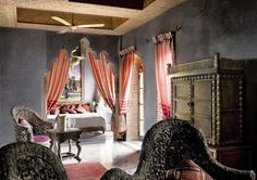 LUV DECOR: La Sultana Marrakech, Morocco