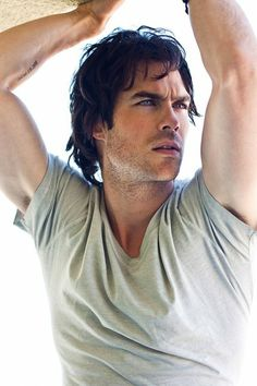 ian-somerhalder Azzaro_ian somerhalder in a grey tee