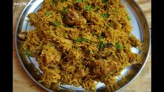 My Cooking My Style - Chicken Biryani.! Big Foodie - YouTube