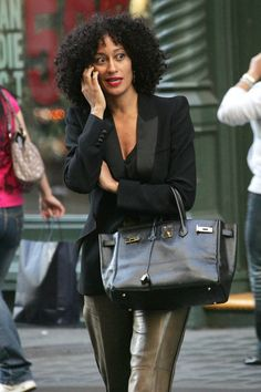 May have pinned this already... But I don't care because I love Tracee Ellis Ross!!!