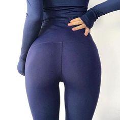Slimming High Waist Leggings #yoga #leggings #fitness