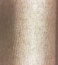 """Glitter Tulle in """"Ivory"""" $2.95/yd 58"""" wide #tulle #glittertulle #apparel #textilediscount"""