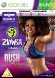 Zumba Fitness Rush [Kinect Required] (Xbox 360): fitness xbox games