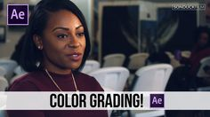 After Effects Tutorial: Best Color Correction / Grading Effect - Lumetri...
