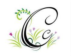 Letter C Tattoos  Tattoo Designs