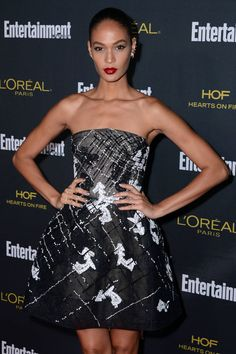 #Emmy2014: Joan Smalls