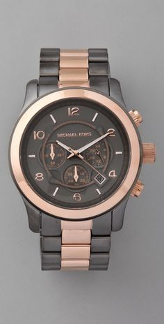 may be a little big for my wrist...but i like the rose gold.