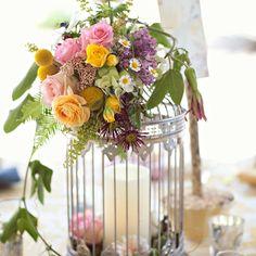 Simple and beautiful centerpiece ideas