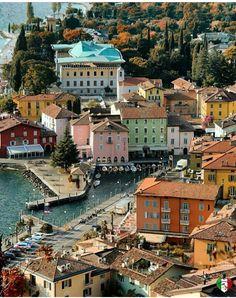 Nago-Torbole (comuna italiana), Trento, Trentino-Alto Ádige, Itália