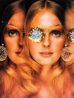 Jewelry by John Donald (Vogue 1971)
