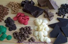 Hungry Happenings: Chocolate Making Tips/ Modeling chocoloate