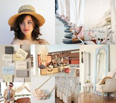 Seaside-Nautical-Wedding-Inspiration-Board ugh I love this....if I could do it over! The shoes are so awesome!