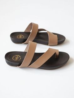 932a32481ff1 ATP - ALDINE SANDAL - BLUSH LEATHER