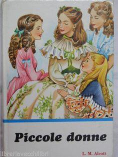 PICCOLE-DONNE-Luisa-May-Alcott-Paoline-Sentiero-Fiorito-1-1972-Carla-Ruffinelli