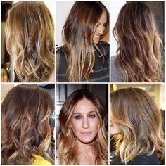 Firme tendencia en color pelo 2015: Carey!