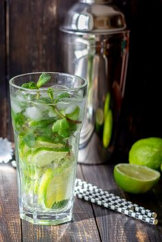 The national cocktail of Cuba and a favorite of Ernest Hemingway, the mojito was originally invented in the early 16th century to make the plentiful but very potent rum more palatable to drink. It gained renown during Prohibition when Havana became a popular destination for a thirsty American populace.
