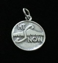 A personal favorite from my Etsy shop https://www.etsy.com/listing/546046455/vintage-mt-snow-vermont-sterling-silver