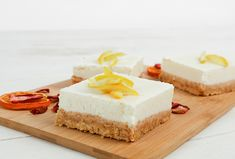 """""""Desserts are the fairy tales of the kitchen, a happily-ever-after to supper. Plain Yogurt, Cake Pans, Fresh Fruit, Tea Time, Tart, Fairy Tales, Cheesecake, Treats, Puddings"""