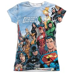 Now available in our store JLA/JUSTICE LEAGU.... Check it out here! http://everythinglicensed.com/products/jla409-jspp-5