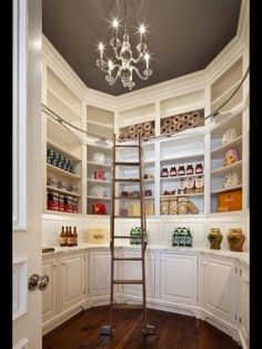 Dream Kitchen Pantry!