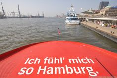 Hamburg- Landungsbrücken, Germany