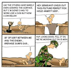 hazard of being an over achiever @ Jennifer Robinson! Military Videos, Military Memes, Military Life, Old Quotes, Jokes Quotes, Army Times, Army Humor, Make Em Laugh, Brothers In Arms