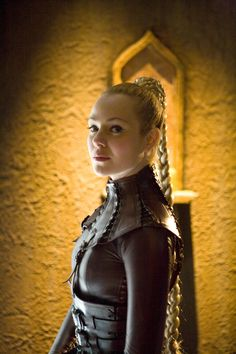 Not really a role model, but I love the complexity of this character. I'm not sure if she comes back after season one, but she deserves more air time. MordSith Deena ----- Legend of the Seeker