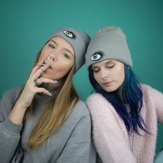 We on that third eye high.  Creator of Miss Mary Jane Co. Buggies Shop our new #HighEyeBeanie! Available in blue & green! MMJCO.COM #missmaryjane #missmaryjanegirls #missmaryjaneco #mmjco #beanies