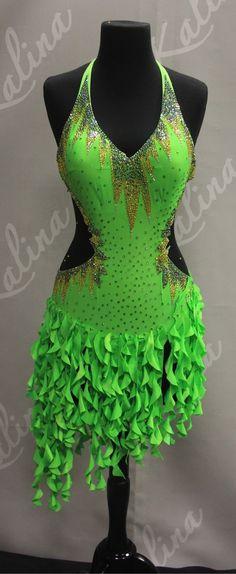 Designs by Kalina | Dancesport Gowns