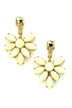 Everyday Basis Skull Earrings