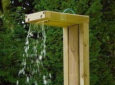 Gartendusche Sommerregen - Bauanleitung