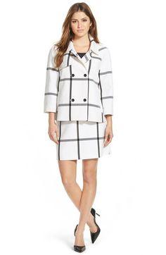 Halogen® Jacket & Skirt available at #Nordstrom