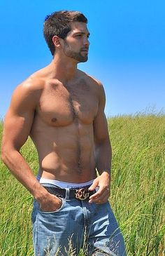 Cowboys, Country Boys, and Sexy Men Country Man, Country Life, Hairy Men, Bearded Men, Frat Guys, Shirtless Men, Attractive Men, Good Looking Men, Cute Guys