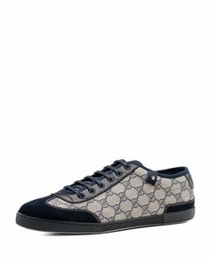 GG Plus Sneaker by Gucci at Neiman Marcus.