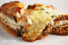 weight watchers eggplant parm