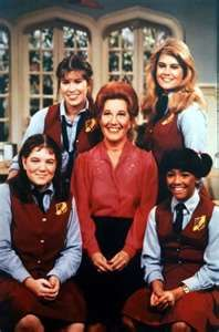 I watched the Facts of Life right along with Diff'rent Strokes