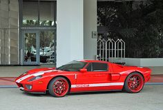 Ford GT #WhiteMarshFord