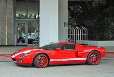 Ford GT #WhiteMarshFord