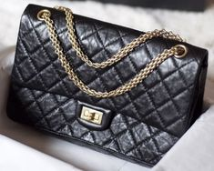 dbefed4089ac Chanel 2.55 Reissue - The Handbag Concept Vintage Chanel Bag