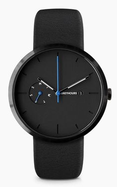 Nice black watch greyhours
