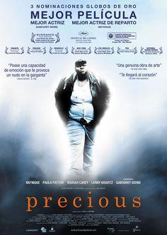 Precious [Vídeo(DVD)] / dirigida por Lee Daniels. Filmax, D.L. 2012