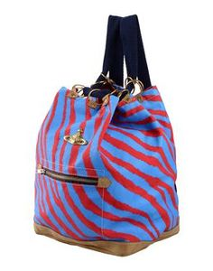 VIVIENNE WESTWOOD ETHICAL FASHION AFRICA BAGS Rucksacks WOMEN on YOOX.COM